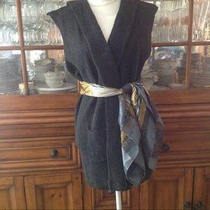 East Castle Jackets & Coats - East Castle knit vest